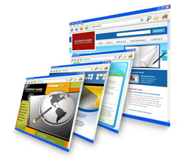 website landing page examples