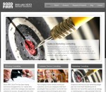 Business Consulting Firm Website