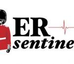 ER Sentinel Logo Design