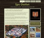 ipe lumber outlet