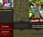 Summer Horse Camp Brochure