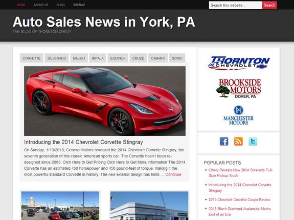 Auto Dealer Marketing Blog