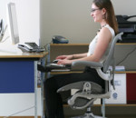 PhysioDC offers office ergonomic evaluations